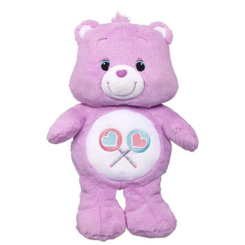 "Care Bears Share 12"" Bear Toy with DVD"
