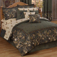 Browning Whitetails Bedding Comforter Set