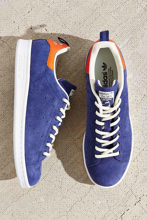 adidas Leather Nubuck Stan Smith Sneaker from Urban Outfitters 98b68b62d