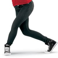 Skinny Stretch Denim Dance Legging; Urban Groove