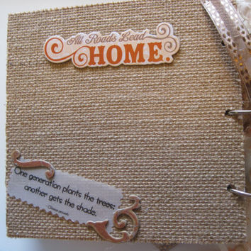 Family Chipboard Album, Generations Album