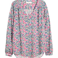 H&M Patterned Blouse $24.95