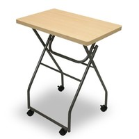 Furinno 11043 Easi Folding Multipurpose Personal Notebook Stand TV Tray Table | Jet.com