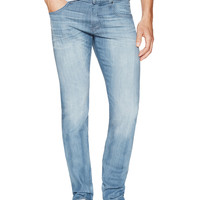 7 for All Mankind Men's Paxtyn Skinny Jeans - Blue -