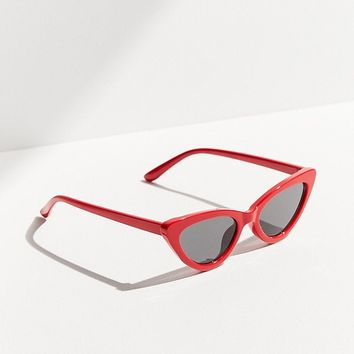 Wild Child Cat-Eye Sunglasses | Urban Outfitters