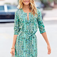 Belted Shirt Dress - Victoria's Secret