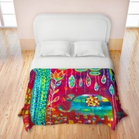 Michelle Fauss's 'Elephants Eden' | Designer Duvet Covers