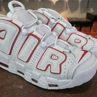 DCCKL8A Jacklish Nike Air More Uptempo White-varsity Red For Sale