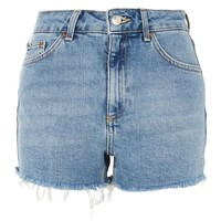 MOTO Premium Comfort Stretch Mom Shorts