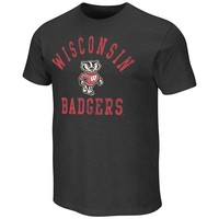 Wisconsin Badgers Combine Tee - Men