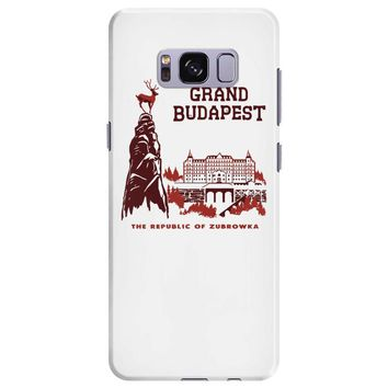 grand budapest hotel Samsung Galaxy S8 Plus