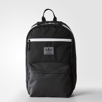 adidas National Backpack - Black | adidas US