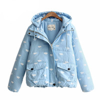 CLOUDS JACKET