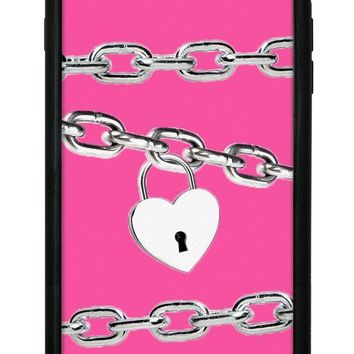 Pink Chains iPhone 6/7/8 Plus Case