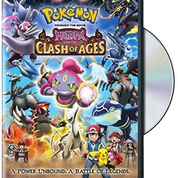 Various - Pokemon the Movie: Hoopa and the Clash of Ages