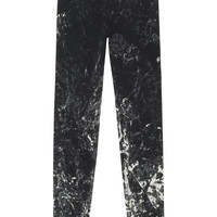 Addison leggings washed | Leggings | Monki.com