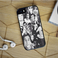 shawn mendes black iPhone 5(S) iPhone 5C iPhone 6 Samsung Galaxy S5 Samsung Galaxy S6 Samsung Galaxy S6 Edge Case, iPod 4 5 case