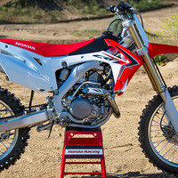 2014 CRF450R Overview - Honda Powersports