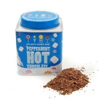 Dylan's Candy Bar Peppermint Hot Chocolate Tin