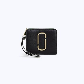 Snapshot Mini Compact Wallet | Marc Jacobs | Official Site