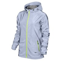Nike Allover Flash Women's Running Jacket - Reflective Silver