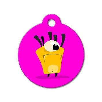 Little Monster - Cute Pet Tag