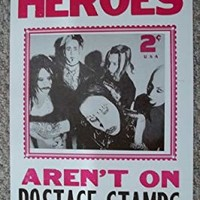 All My Hero's aren't on Postage Stamps Poster: Amazon.ca: Home & Kitchen