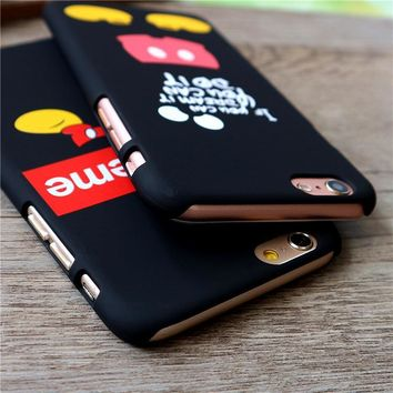 Iphone 6/6s Hot Deal Cute Stylish On Sale Iphone Matte Innovative Phone Case [415629705252]