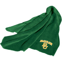 Baylor Bears NCAA Fleece Throw Blanket