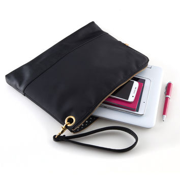 See Jane Work Tablet Clutch