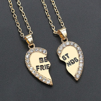 SALE! Alloy Necklace Friendship Jewelry Unique Personalized Gifts