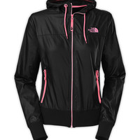 The North Face Women's Shirts & Tops WOMEN'S BLUEWIND FULL ZIP WIND HOODIE