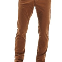 Elvine Slimson Pant Camel Brown - Elvine Shop