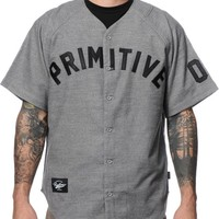 Primitive Team Uniform Baseball Jersey