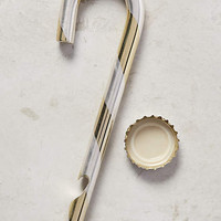 Candy Cane Bottle Opener
