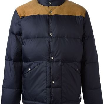 Penfield panelled padded jacket