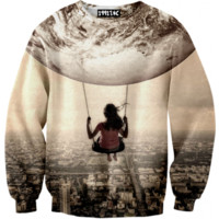☮♡ Swinging from the Universe Sweater ✞☆