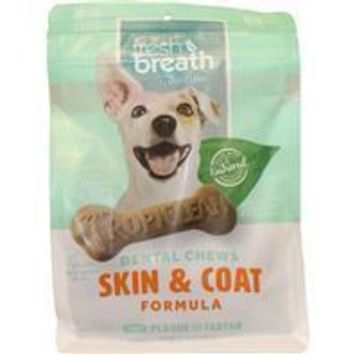 Tropiclean - Dental Chews Skin And Coat