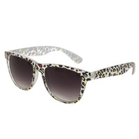 Clear Leopard Print Sunglasses | Shop Accessories at Wet Seal