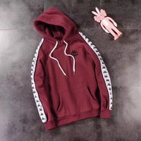 Kappa Women Hoodie Top Pullover Sweater