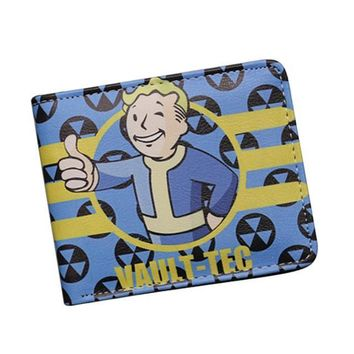 Fallout Video Game Nuka Cola Game Anime Wallet 3 Styles