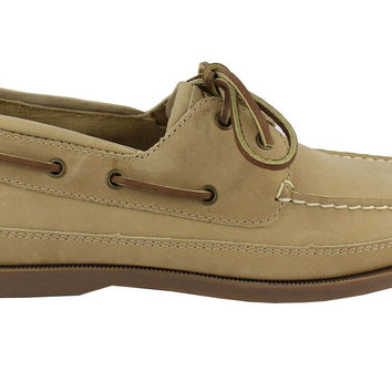 Yachtsman Boat Shoes in Oak by Category 5