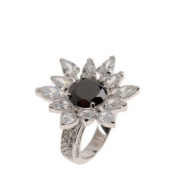 Cz By Kenneth Jay Lane Ring