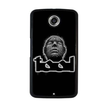 tool band nexus 6 case cover  number 1