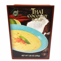 Thai Coconut Soup by Plentiful Pantry 7 oz