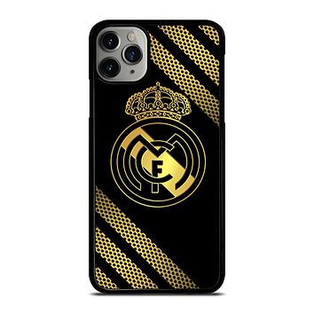 REAL MADRID GOLD NEW iPhone Case Cover