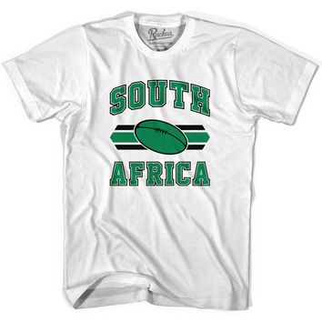 South Africa 90's Rugby Ball T-shirt
