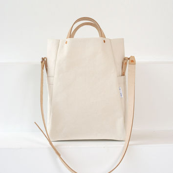 Field Bag - Deluxe Edition - Natural