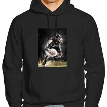 Lebron James Inspired Art Miami Heat 6 Cool Basketball Bosh Wade c29d85dd-d7ec-470e-8a62-6d10cd2a9985 For Man Hoodie and Woman Hoodie S / M / L / XL / 2XL *NP*