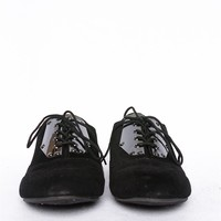 Sammy Oxford Shoes - Black from Casual & Day at Lucky 21